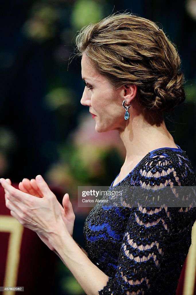 Principe de Asturias Awards 2014 - Gala : News Photo