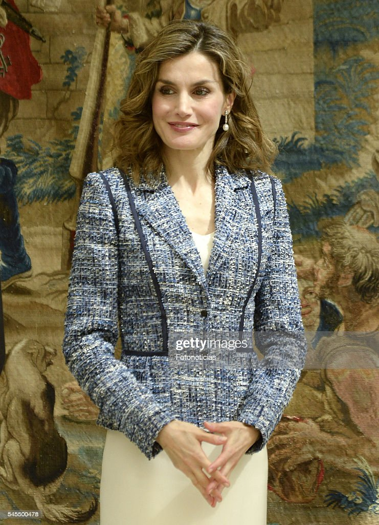 'Reina Letizia 2015' Awards : ニュース写真