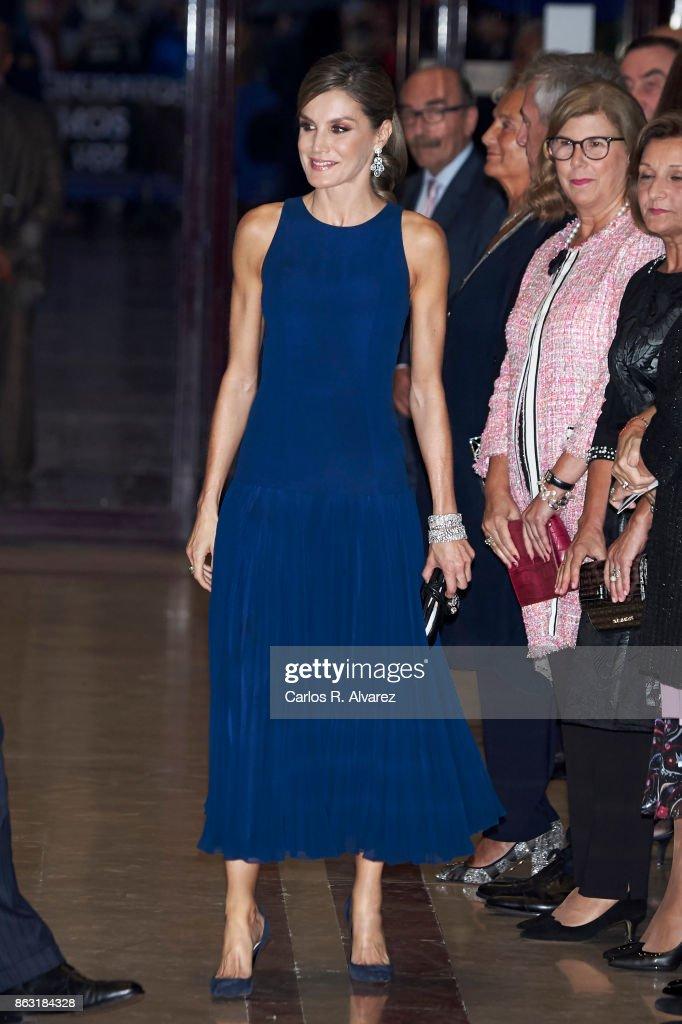 'Princesa De Asturias' Awards 2017 - Day 1 : News Photo