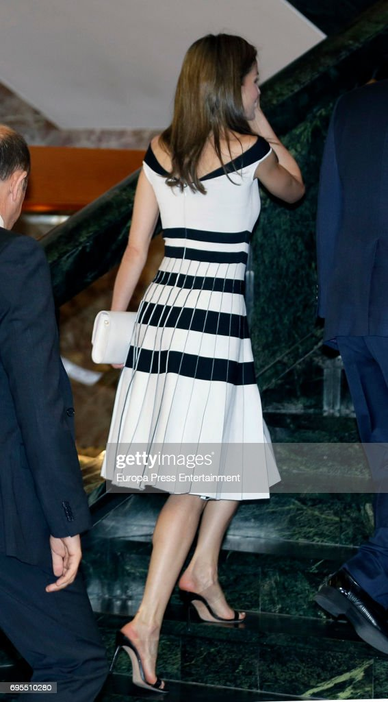 Spanish Royals Deliver UNICEF Awards 2017 : News Photo