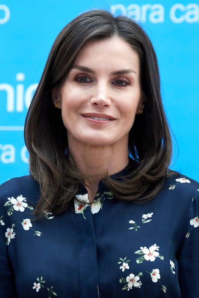 ESP: Queen Letizia Of Spain Attends UNICEF Spanish Committee Awards 2019