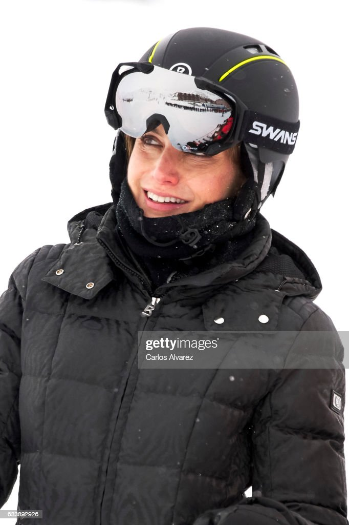 Spanish Royals Winter Photocall : News Photo