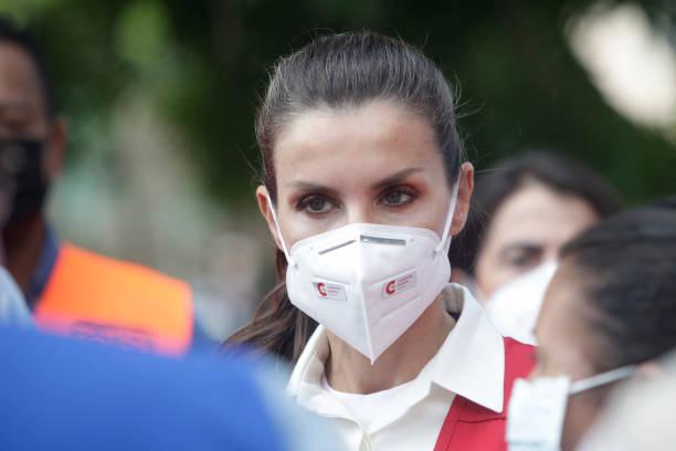 HND: Queen Letizia Visits Honduras After Hurricanes ETA and IOTA
