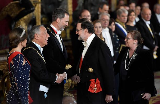 Topshot queen letizia of spain l portuguese president marcelo topshot queen letizia of spain l portuguese president marcelo rebelo de sousa m4hsunfo