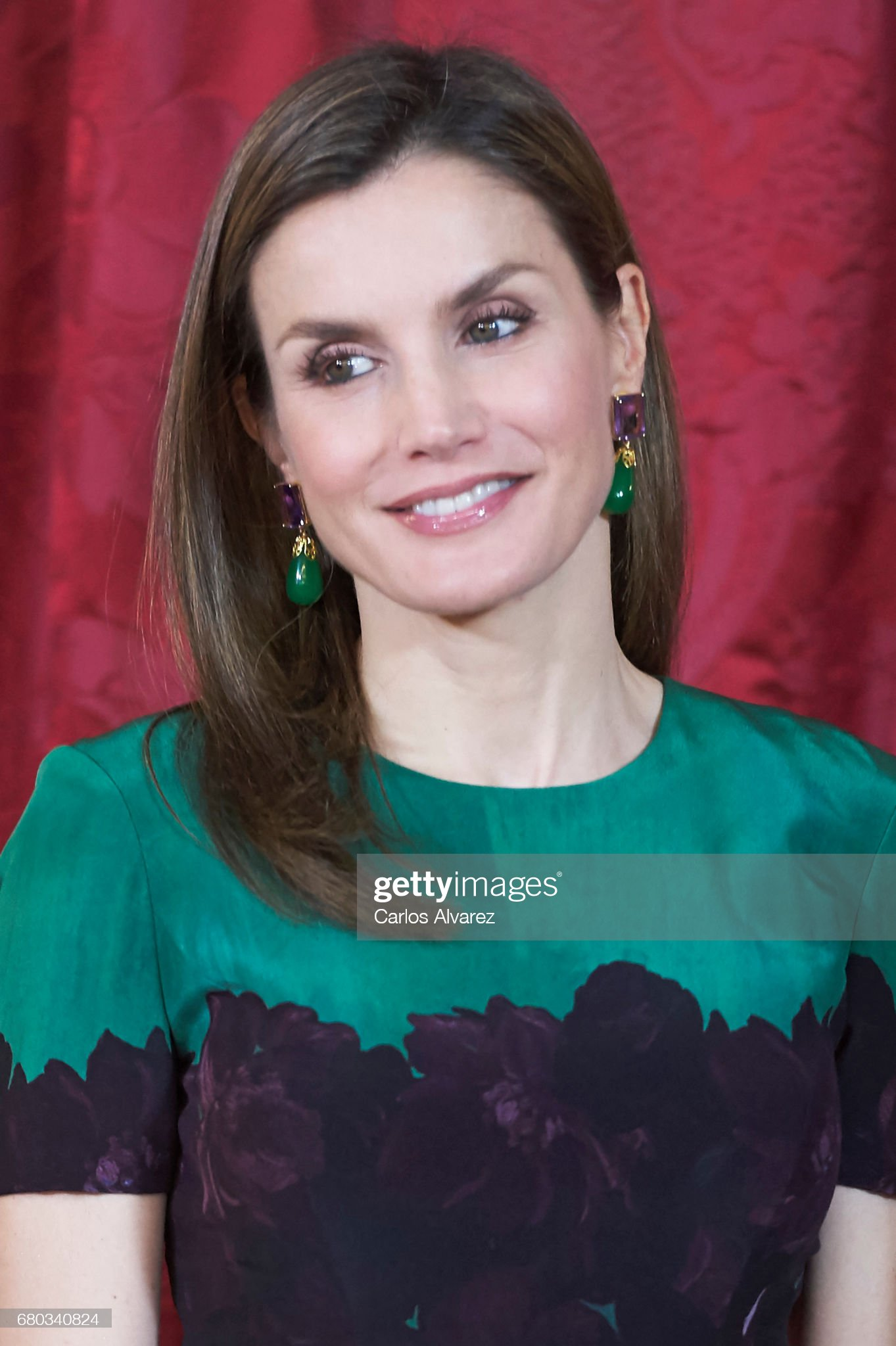 Spanish Royals Host A Lunch For Costa Rica's President : News Photo