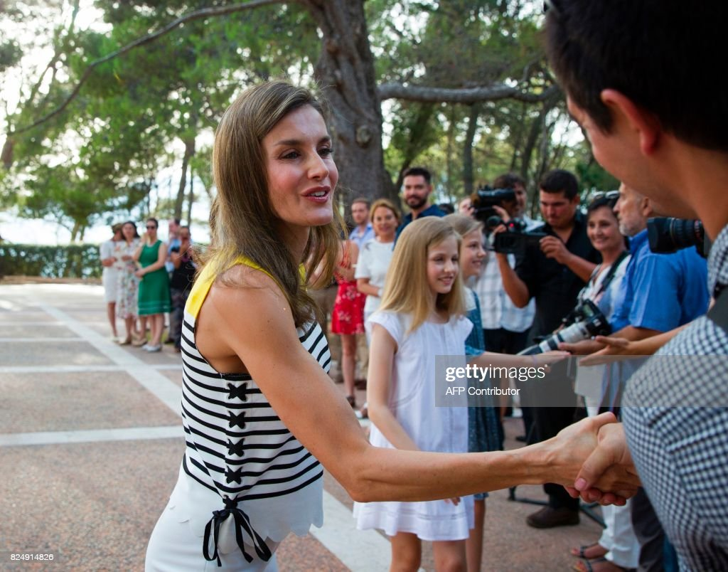SPAIN-ROYALS : News Photo