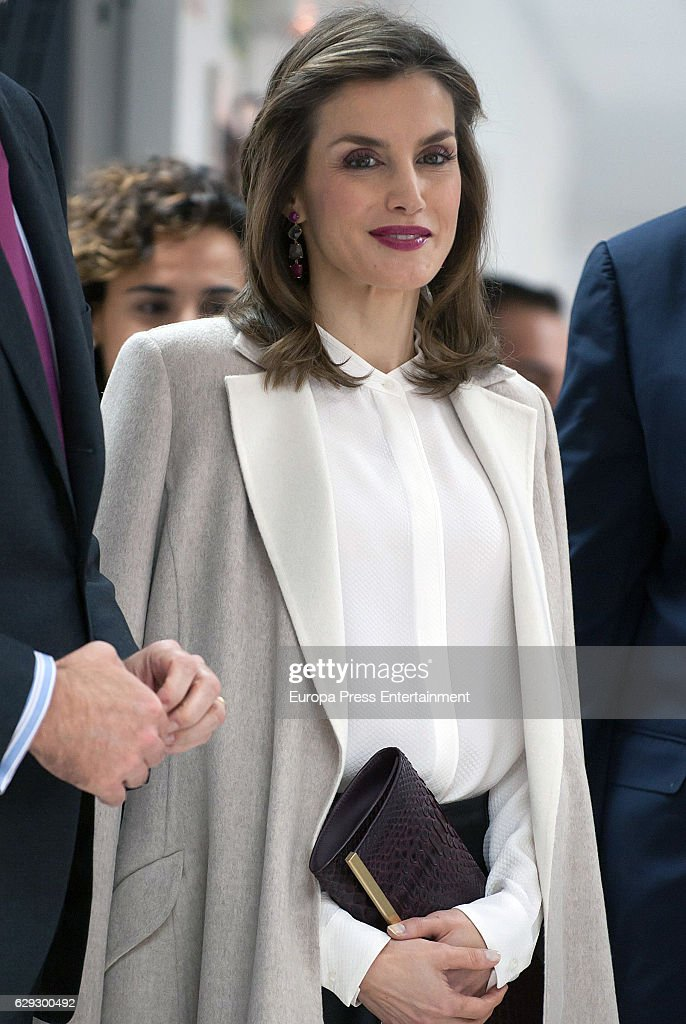 Spanish Royals Attend 40th Anniversary of Grupo Zeta : Nachrichtenfoto