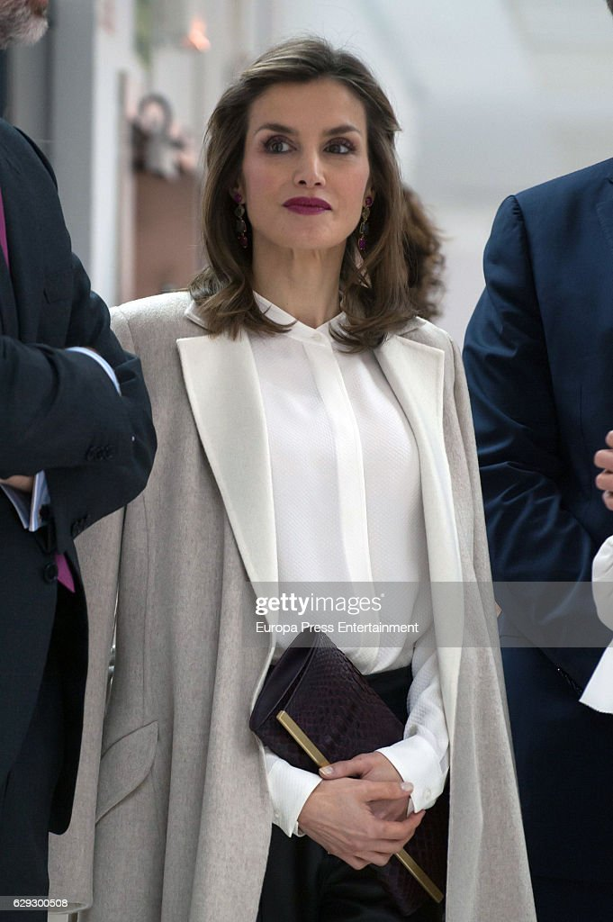 Spanish Royals Attend 40th Anniversary of Grupo Zeta : Foto di attualità