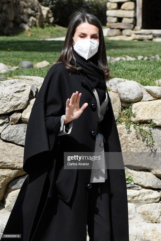 Day 2 - Spanish Royals Visit Andorra : News Photo