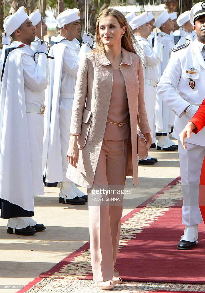 MOROCCO-SPAIN-DIPLOMACY : News Photo