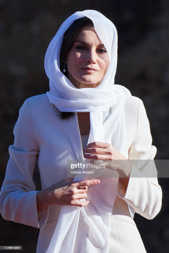 Day 2 - Spanish Royals Visit Morocco : News Photo