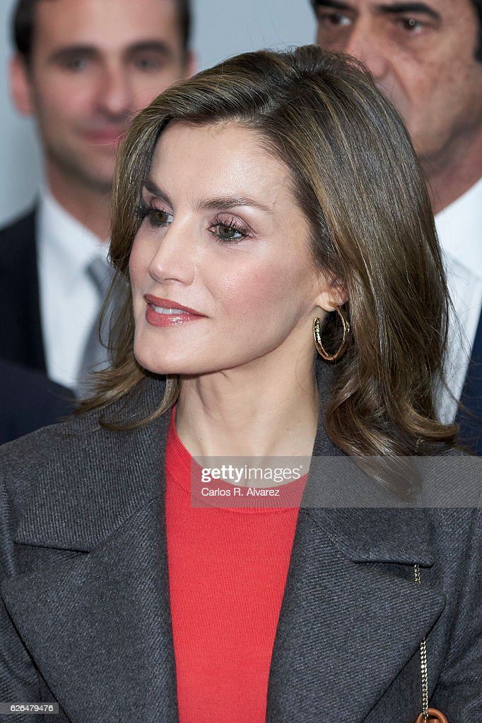 Spanish Royals Visit Portugal - Day 2 : News Photo