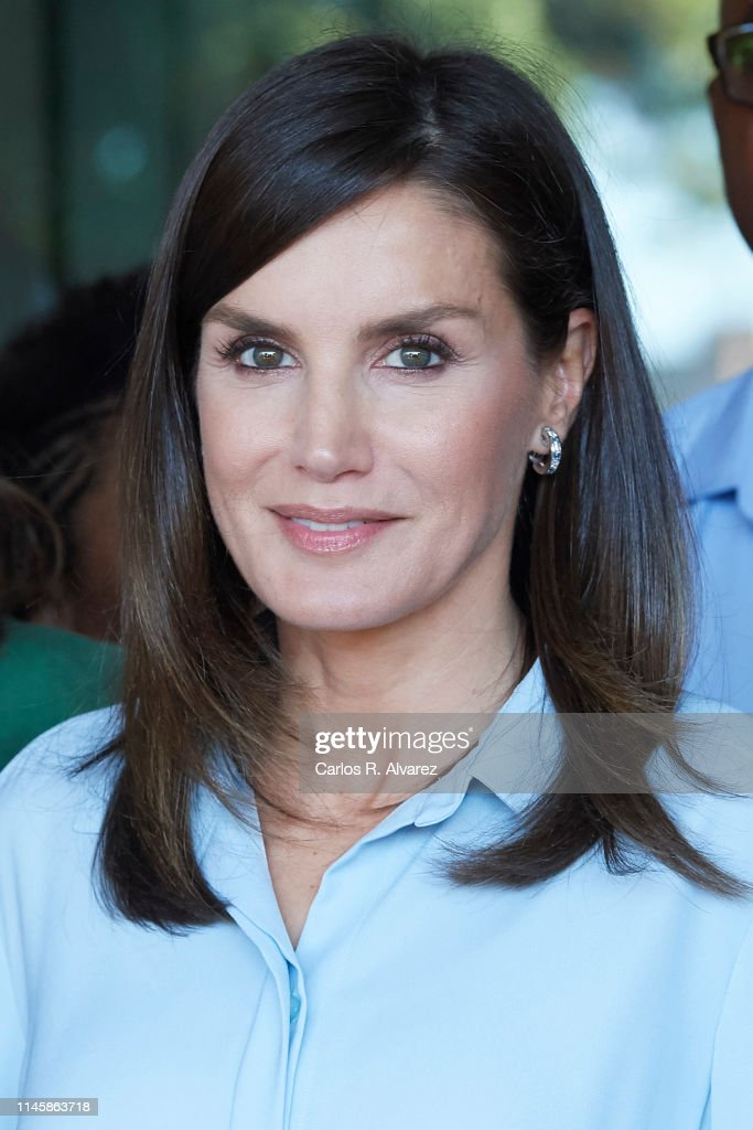 Day 1 - Queen Letizia's Cooperation Trip To Mozambique : News Photo