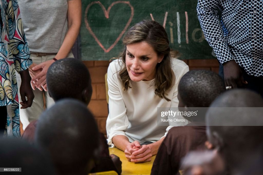 Day 4 - Queen Letizia of Spain Visits Senegal
