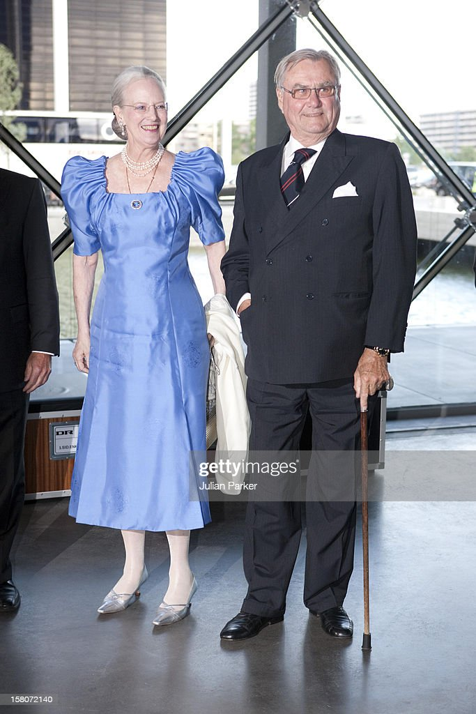 Prince Henrik Of Denmark 75Th Birthday Celebrations - Evening Reception : News Photo