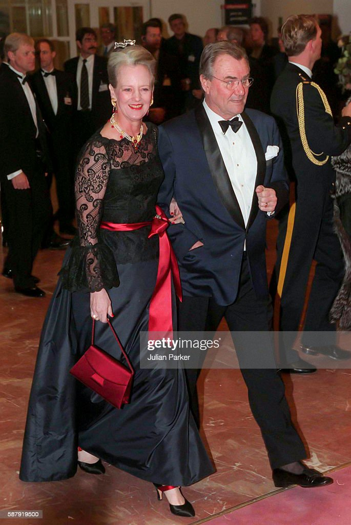 Queen Beatrix of the Netherlands 60th Birthday Celebrations, Day 1 : News Photo