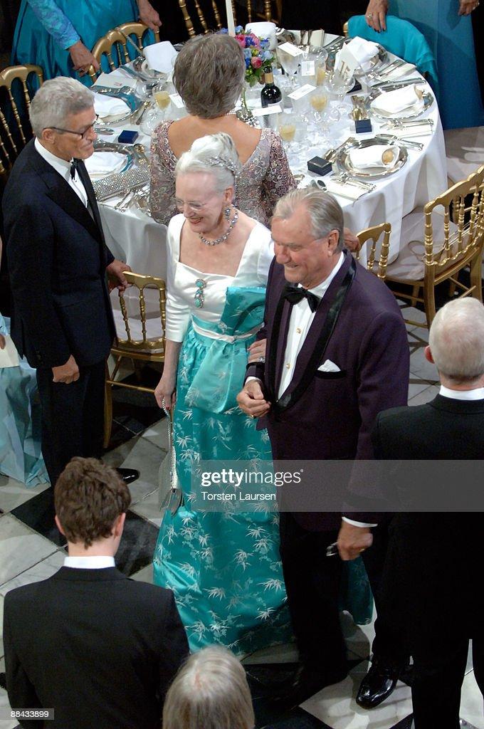 Prince Henrik of Denmark Celebrates His 75th Birthday At Fredensborg Castle : News Photo