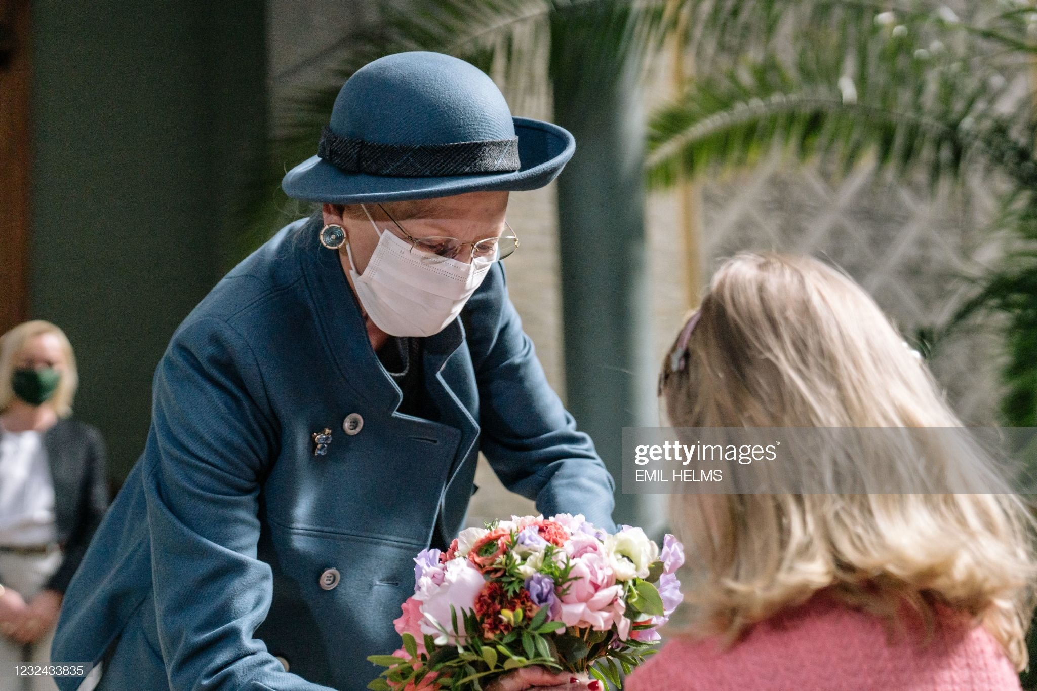 DENMARK-HEALTH-VIRUS-MUSEUM-ROYALS : News Photo