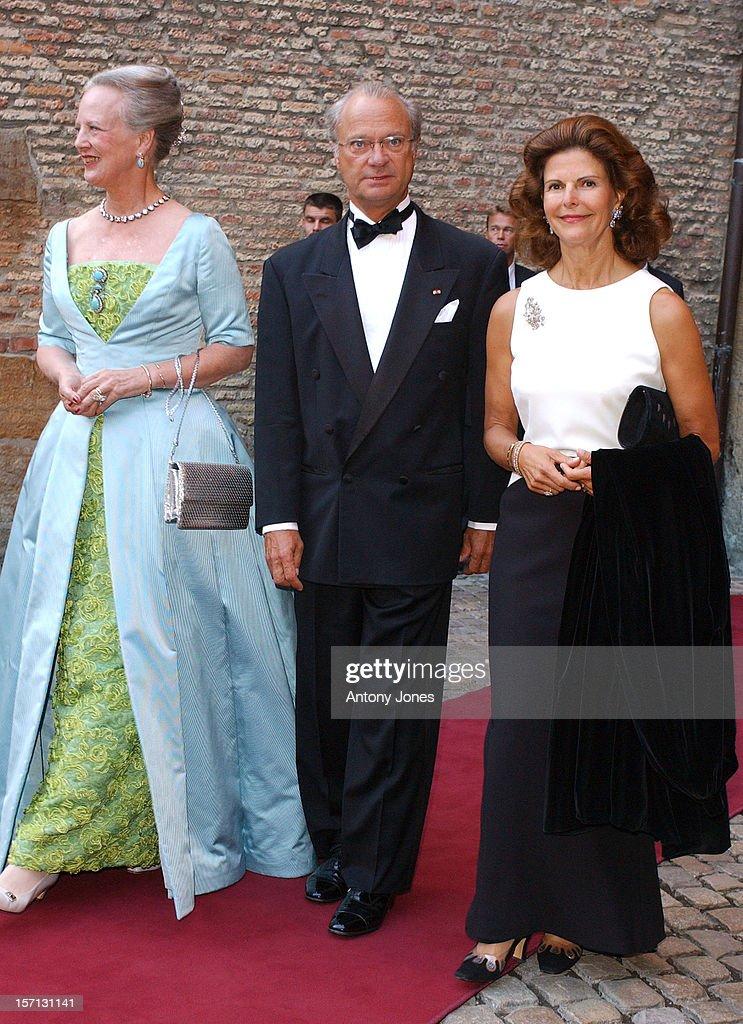 Royal Gala Dinner At Akershus Castle : ニュース写真
