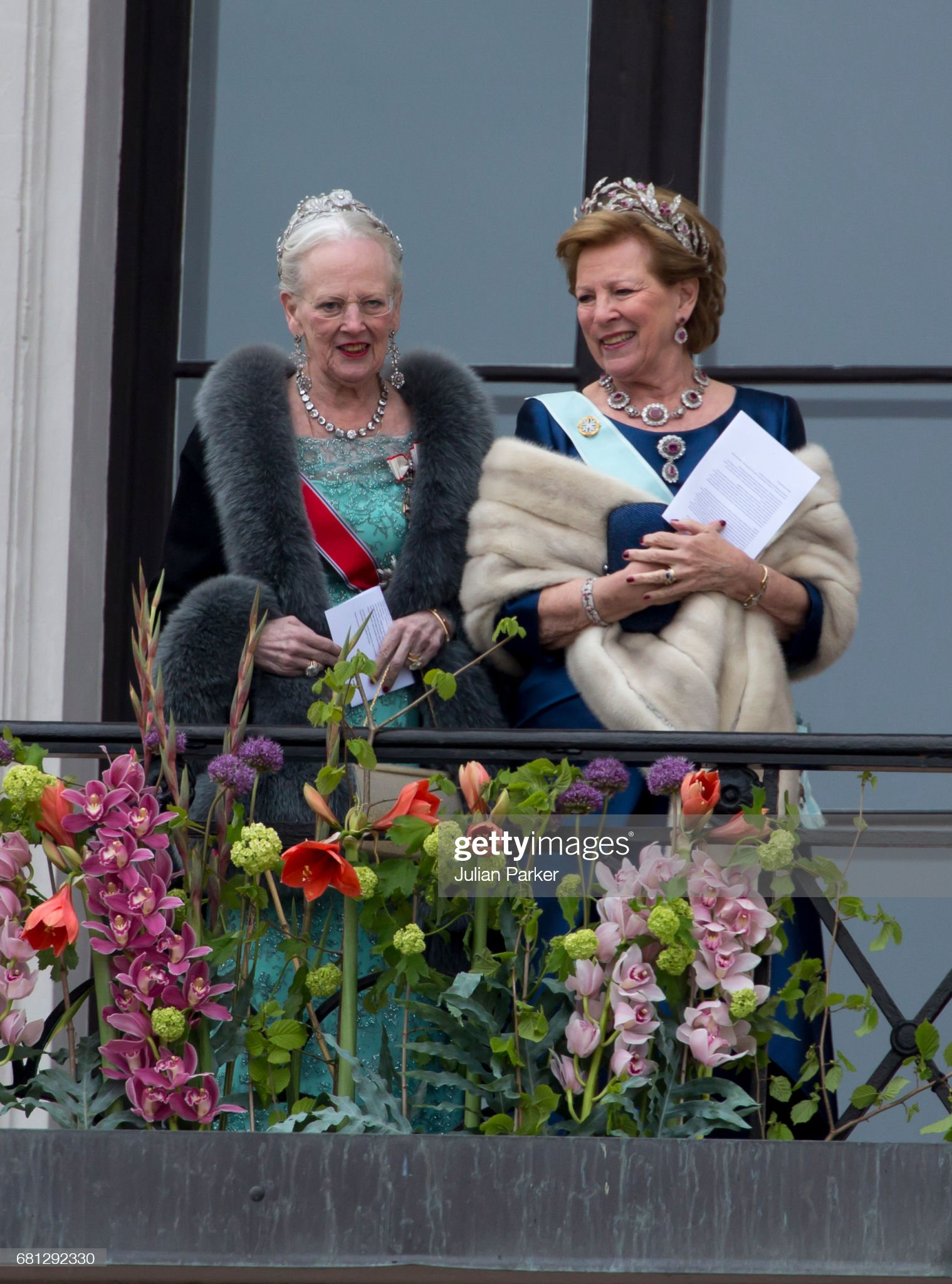 King and Queen Of Norway Celebrate Their 80th Birthdays - Day 1 : News Photo
