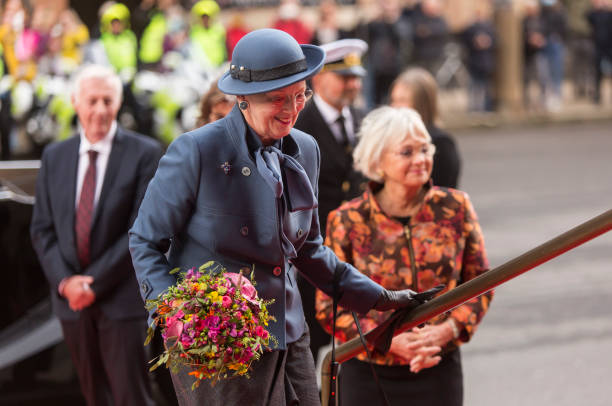 DNK: The Danish Royal Family Attend The Parliament Opening