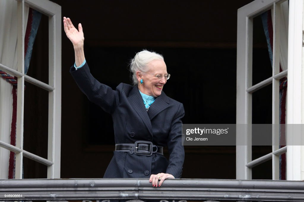 Queen Margrethe Of Denmark Celebrates Her 78th Birthday