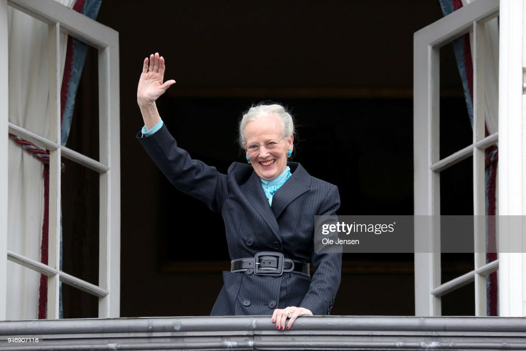 Queen Margrethe Of Denmark Celebrates Her 78th Birthday