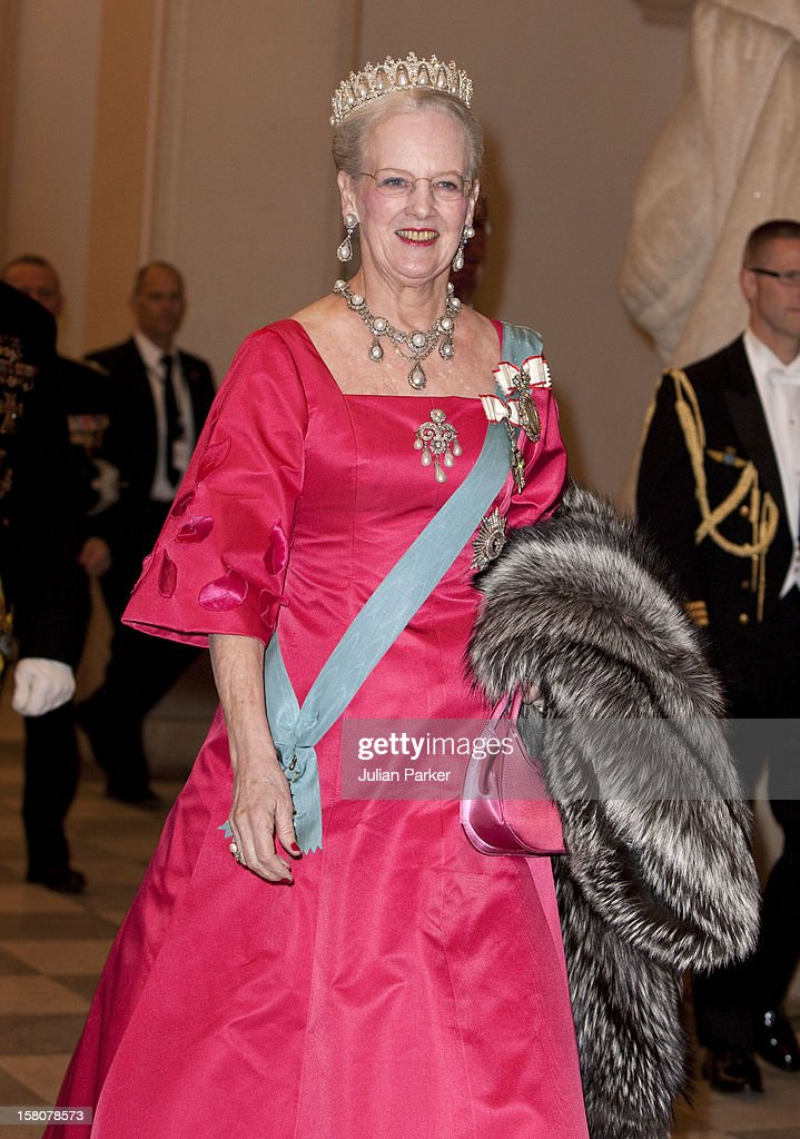 Queen Margrethe Of Denmarks 70Th Birthday Celebrations - Copenhagen : News Photo