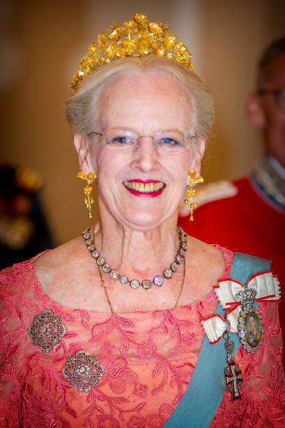 DNK: April 16th: Queen Margrethe of Denmark turns 80