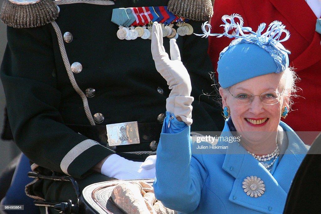 Queen Margrethe 70th Birthday Celebrations - Day 3 : News Photo