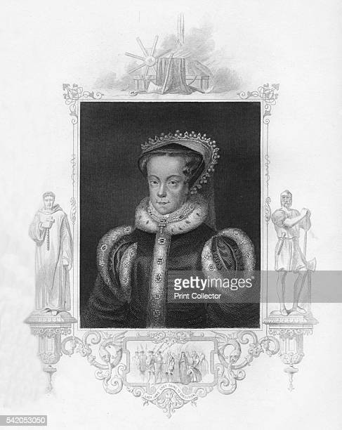 Queen Mary' 1859 Queen of England and Ireland from July 1553 until her death Her executions of Protestants led to the posthumous nickname of Bloody...