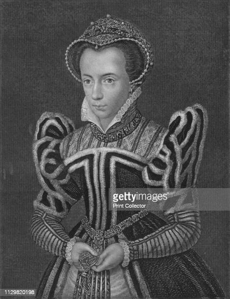 Queen Mary' circa 1540 Portrait of Queen Mary I of England Mary Tudor was Queen of England and Queen of Ireland from 1553 until her death Mary the...