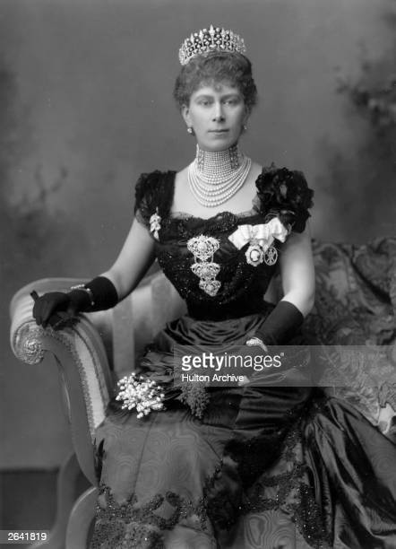 Queen Mary consort to George V as Duchess of York Original Publication People Disc HH0022
