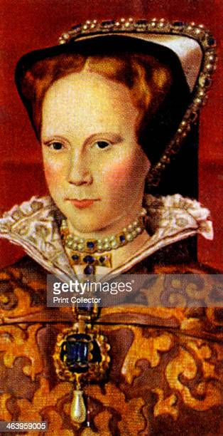 Queen Mary I Mary Tudor was Queen of England and Queen of Ireland from 6 July 1553 or 19 July 1553 until her death Mary the fourth and penultimate...