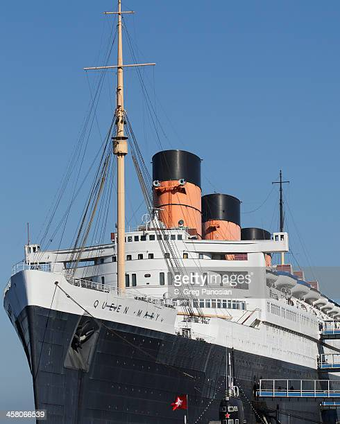 Queen Mary Ocean Liner
