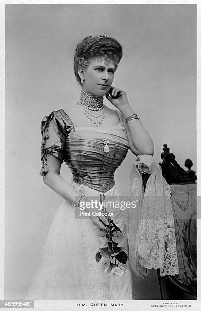 Queen Mary of the United Kingdom c1910s Mary of Teck married the future King George V in 1893 She was the mother of King Edward VIII and King George...