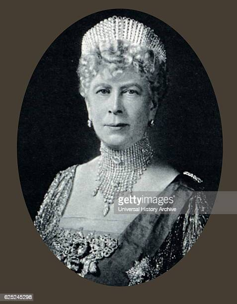 Queen Mary was Queen consort of the United Kingdom and the British Dominions and Empress consort of India as the wife of KingEmperor George V