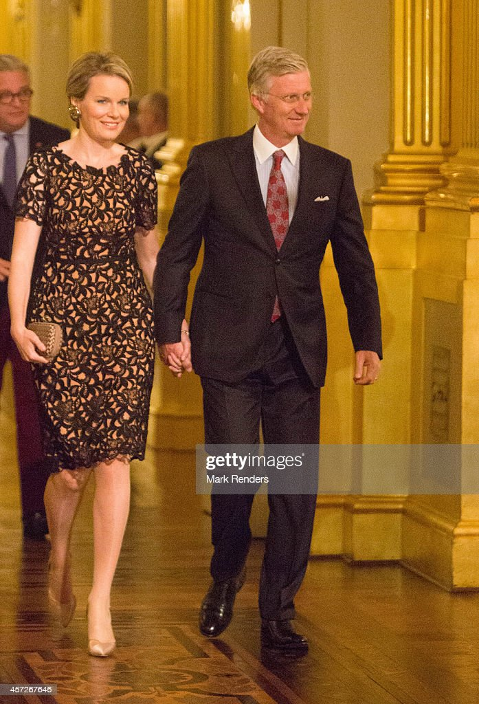 'Autumn Concert 2014' At The Royal Palace In Brussels : News Photo