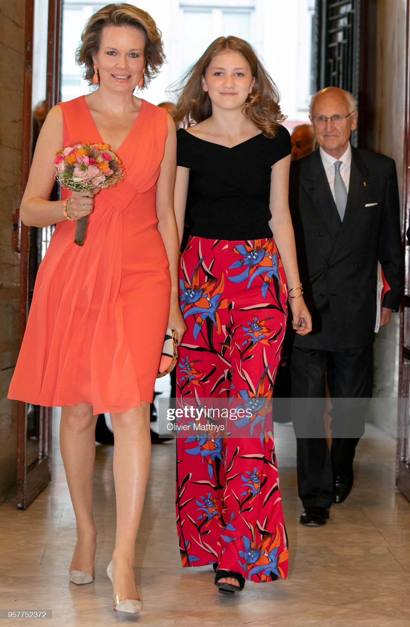 Вечерние наряды Королевы Матильды King Philippe Ff Belgium And Queen Mathilde Attend The Queen Elisabeth Contest Finals At Bozar In Brussels : News Photo