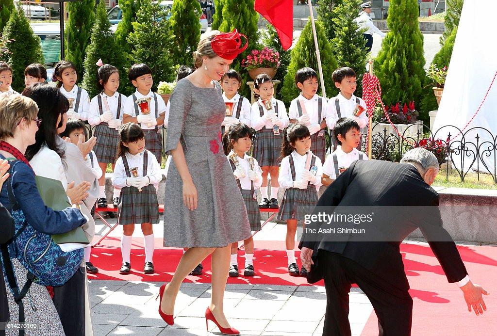 King And Queen of Belgium Visit Japan - Day 3 : ニュース写真
