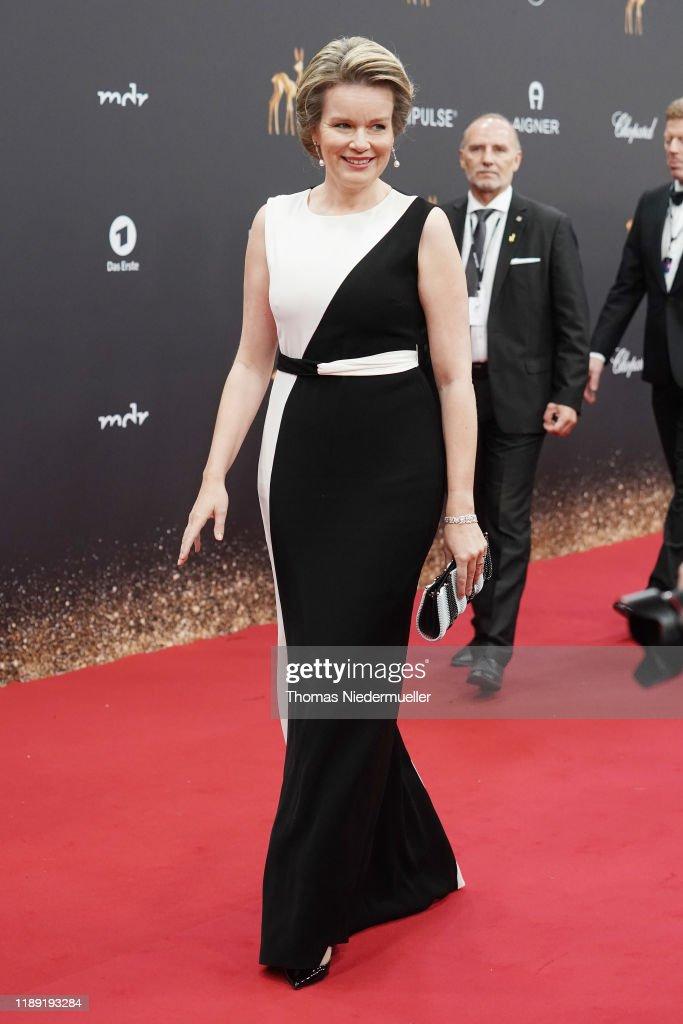 Red Carpet Arrivals - Bambi Awards 2019 : News Photo