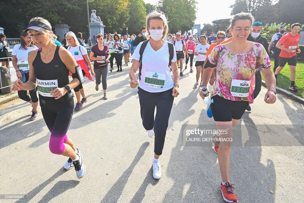 ATHLETICS BRUSSELS 20KM RACE : News Photo