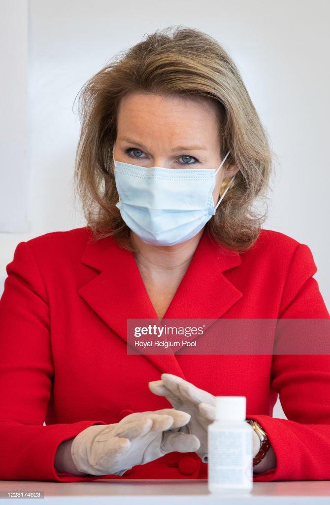 Belgium Increases Measure to Slow Down Coronavirus Outbreak : News Photo