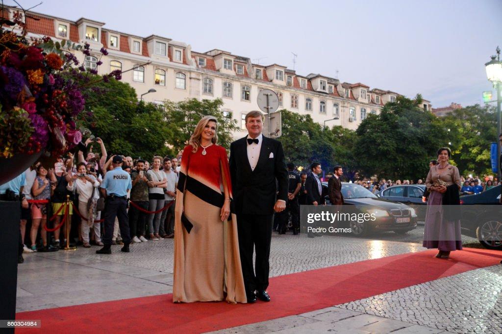 Day 2 - Dutch Royals Visit Portugal : Nieuwsfoto's