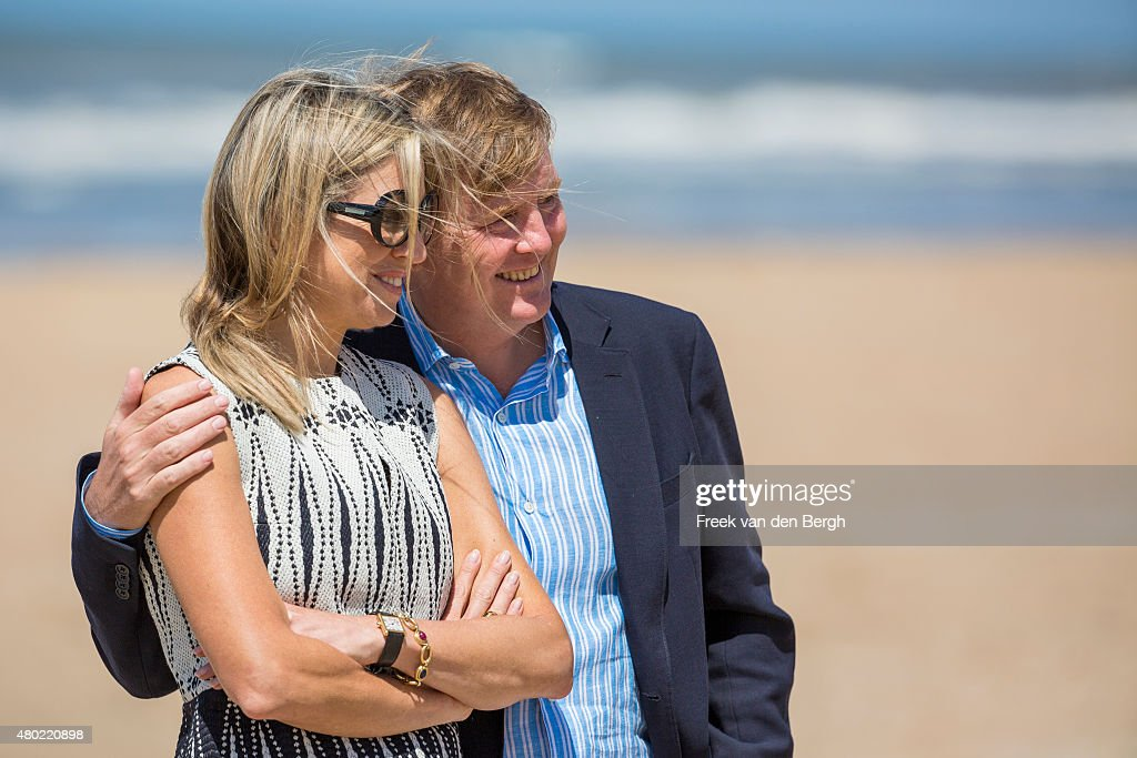 Dutch Royal Family Summer Photocall : Nieuwsfoto's