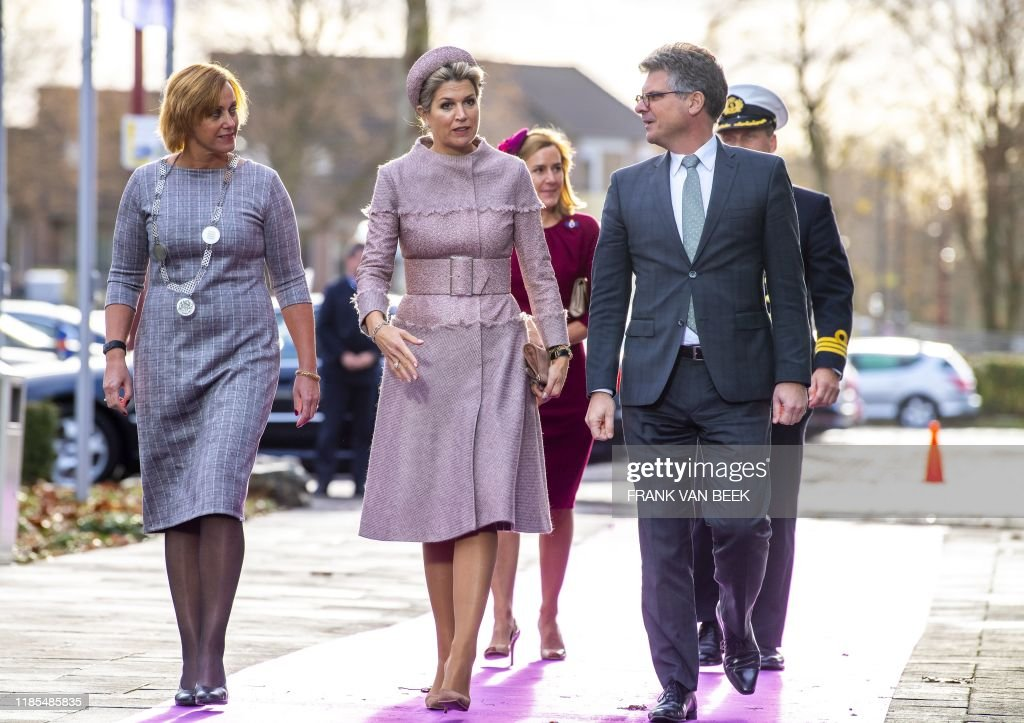 NETHERLANDS-QUEEN-MAXIMA-ANNIVERSARY : News Photo