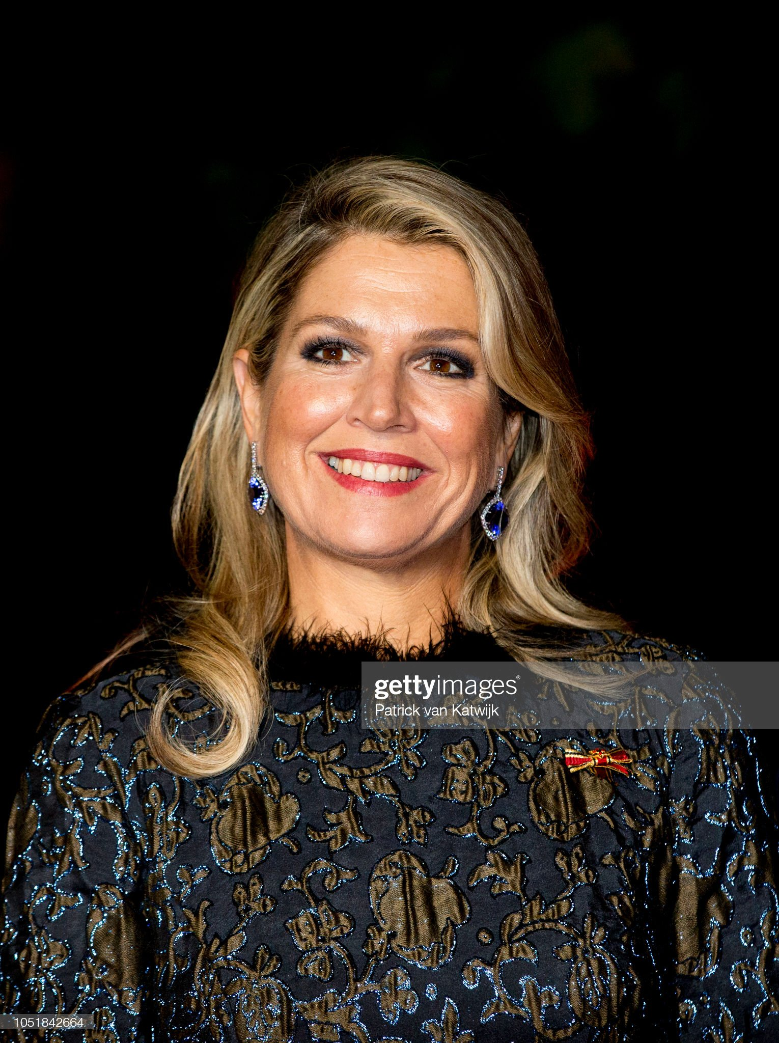 King Willem-Alexander and Queen Maxima of The Netherlands Visit Germany : News Photo