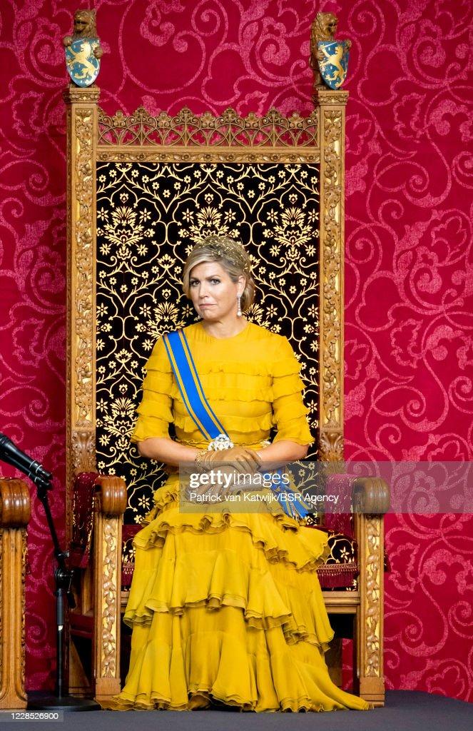 Dutch Royal Family Summer Photo Call In The Hague : Foto di attualità