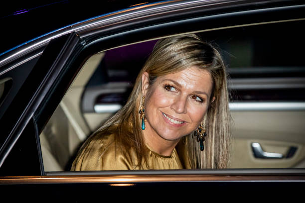 NLD: Queen Maxima Of The Netherlands Attends The Prince Bernhard Culture Foundation Award