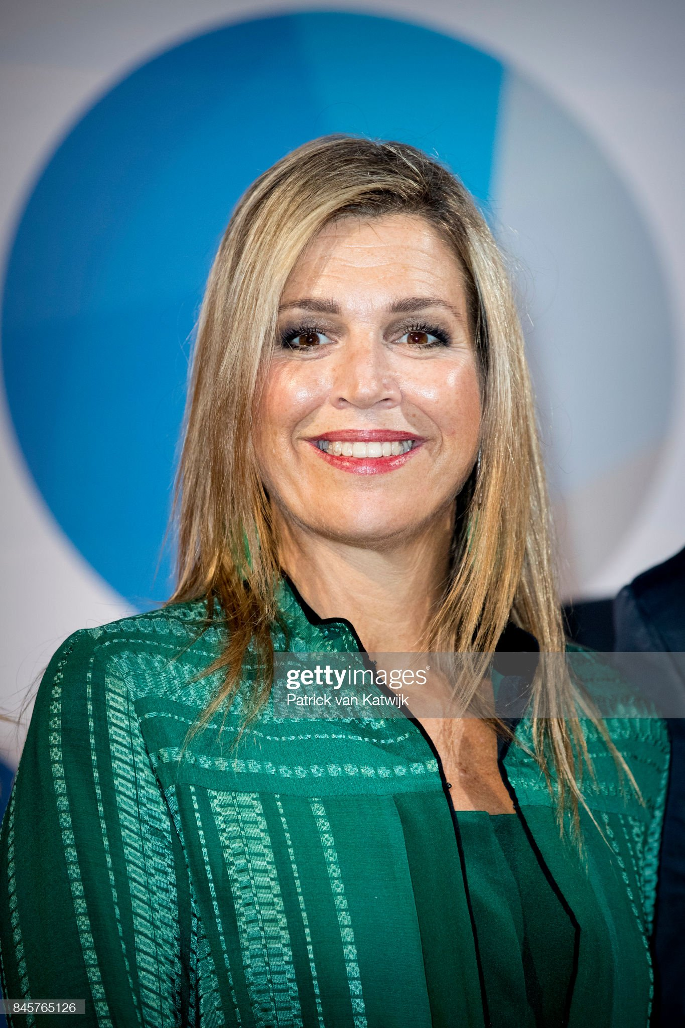 Queen Maxima attends the LOEY Awards for best online entrepreneur in Amsterdam : News Photo
